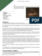 Demonología - Wikipedia, La Enciclopedia Libre