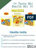 Taste Bhi Health Bhi !!!