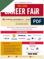 Fall 2018 Engineering Career Fair Book