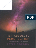 Peter Gordijn - Het absolute perspectief