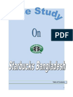 Starbucks Case- Report 2003