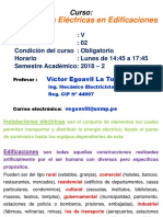 1ra Sesion Instalaciones Interiores 2018 -2