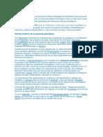 Anatomia Patologica Metodos de Diagnosticos