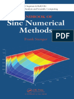 (Chapman and Hall_CRC Numerical Analysis and Scientific Computation Series) Stenger F.-Handbook of sinc numerical methods-CRC (2010).pdf