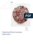 Capturing Africa's business
