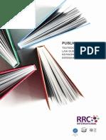 RRC Publishing Brochure