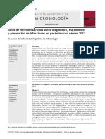 Guia Argentina de Neutropenia Febril 2013