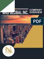MNS Global Inc. Profile (US)