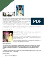 San Miguel Todo La Cultura Tradiciones y Comidas