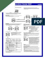 Casio G-shock - qw5081.pdf