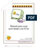 Manual Completo de Jclic