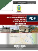 4 Volumen 4 - Resumen Ejecutivo PDU Juliaca.pdf