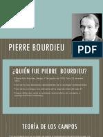 Pierre Bordieu