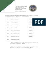 Cuarto Examen de Analisis Financiero II