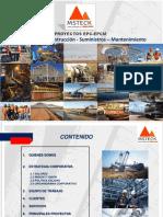Presentacion Msteck SpA