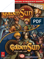 Golden Sun - Lost Age, The - Prima Official Guide