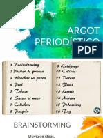 Argot periodístico