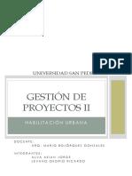 Ejemplo de Exp. de Habilitacion Urbana