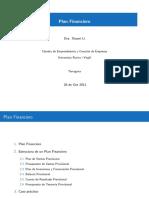 Plan Financiero Xiaoni Li