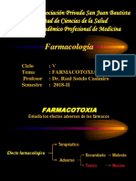 Farmacotoxia