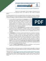 Elementos Para Un Análisis Crítico de La Ley de Desmunicipalización OPECH