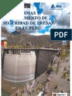 ANA - Normas y Reglamento de Seg Presas en Peru.pdf