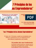 Los_7_Principios_de_los_Jovenes_Emprendedores.ppt