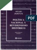 Jauretche - Politica Nacional y revisionismo historico.pdf
