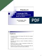 Uso de SQL - Querys