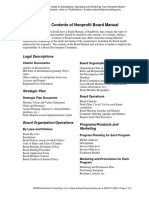 Contents Board Manual