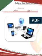 Silabus Grado 11 Informatica 2018