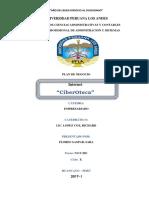 Plan de Negocio-ciberoteca