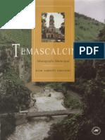 Monografia de Temascalcingo