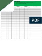 checklist template lesson 5
