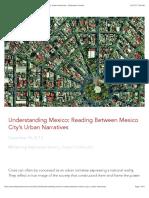 Understanding Mexico