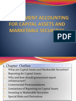 BA322 GA Notes Chp 7 - Accountng for Capital Assets and Investment in Marketable Securities