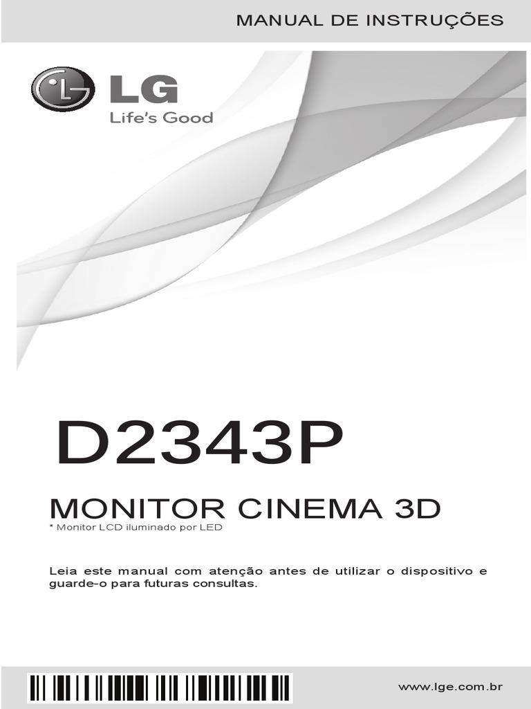 8a1625126 LG Monitor