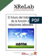 Estudio Adirelab Informe El Futuro de Las Rrll 2017