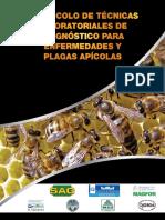 Protocolo de Técnicas Laboratoriales de Diagnóstico Para Enfermedades y Plagas Apícolas