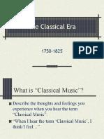 4 Classical Period