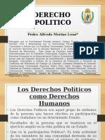 Udch Derecho Electoral - 1ra Unidad