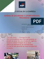 Ppt.servicio Social en La Empresa