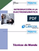 Curso Introduccion a La Electroneumatica PDM