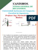 Sintesis de Mecanismo