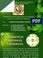 Cosméticos Naturales y Orgánicos (1)