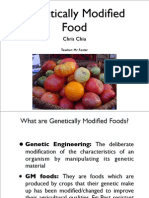 Genetically Modified Foods PDF