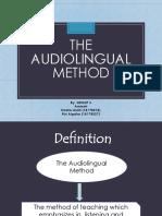 TEFL The Audiolingual Method.pptx