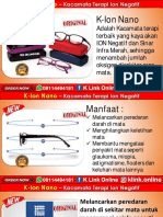 K Ion Nano K Link Di Maluku Tengah WA 08114494181