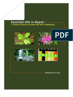 Essential Oils in Nepal_A Practical Guide to Essential Oils and Aromatherapy