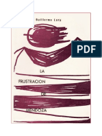 Guillermo Lora 1964 Frustracion de Mendoza
